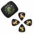 Zodiac Tones Capricorn Tin of 4 Guitar Picks
